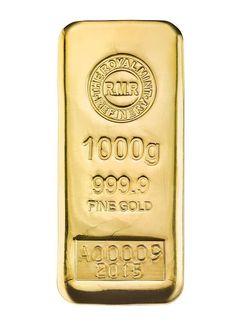 Royal Mint sells 1KG gold bullion bars – at £25,000 - Telegraph
