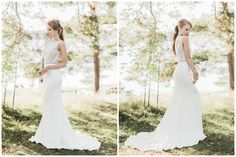 Heidi Tuisku - wedding dress designer