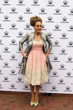 Sarah Jessica Parker Photos - Celebrities Attend Crown Oaks Day - Zimbio