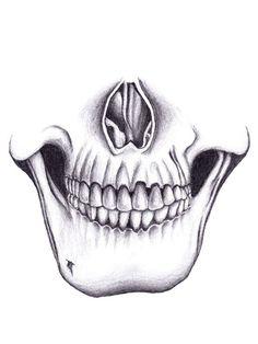 Skull Hand    Perfect Halloween Look    TATTOOCREW    Temporary Tattoo