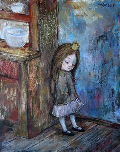 Princess, Nino Chakvetadze's Art