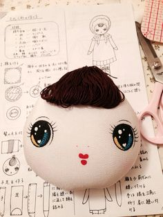 Make your own bunka doll
