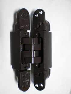 Bartels Pivota DX 61 3D Oil Rubbed Bronze This modern door hinge is easily adjustable in 3 dimensions, maintenance free, and can accommodate up to 176lbs. Great for interior and or exterior applications