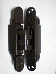 Bartels Pivota DX 61 3D Oil Rubbed Bronze This Modern Door Hinge Is Easily  Adjustable In