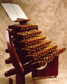 "Harry Partch Instrument - ""Boo II"""