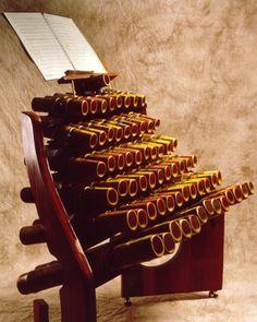 """Harry Partch Instrument - """"Boo II"""""""