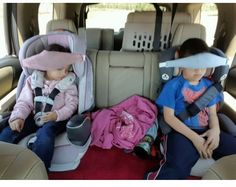 Road Trip With Kids, Travel With Kids, Kids Travel Activities, Baby Life Hacks, Future Mom, Thing 1, Neck Strain, Baby Love, Baby Car Seats