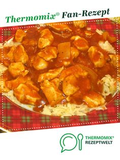 Schaschlik – Geflügel auf Reis Shish kebab – poultry on rice from Litsili. A Thermomix ® recipe from the main course with meat category www.de, the Thermomix ® community. Shish Kebab, Kebabs, Vegetarian Recipes Dinner, Lunch Recipes, Pasta Recipes, Crockpot Recipes, Fish Recipes, Heart Healthy Chicken Recipes, Easy Meals