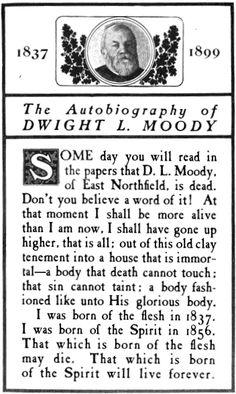 dwight l moody biography