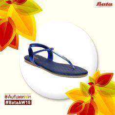 Backstrap Sandals by Bata