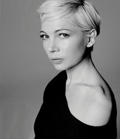 "- Michelle Williams for ""Wall Street Journal"" photographed by Daniel Jackson."