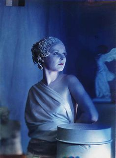 Madame Yevonde's Goddesses - in pictures  Madame Yevonde's pioneering colour series Goddesses in which 1930s society ladies took on guises based on classical myth