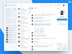 Slack desktop app gradient