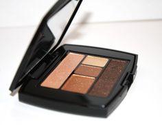 Lancome COLOR DESIGN 5 EyeShadow BRONZE AMOUR 101 Travel Compact #Lancme