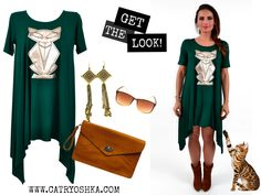 GET THE LOOK from www.catryoshka.com