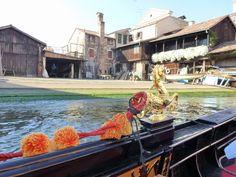 Chantier gondole