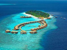 Ilhas Maldivas all inclusive – Lily Beach Resort & Spa
