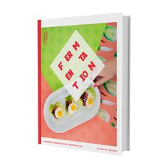 """""""Cook up an array of fermented foods with this cookbook by Montier Pilon. Contains 40 home fermentation recipes x Model no. 100838 Size: One Size. Cookbook Recipes, Cooking Recipes, How To Brew Kombucha, Kombucha Brewing, Flora Intestinal, Fermentation Recipes, Best Probiotic, Fermented Foods, Kitchenaid"""
