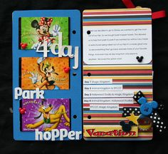 Disney album 2010 - Scrapbook.com