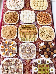 Eid Al-Fitr, Sweets - 2017