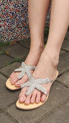 Aspiga Starfish Sandals in Taiwan