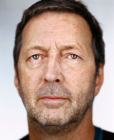 Martin Schoeller - Eric Clapton, 2004   From a unique collection of photography at http://www.1stdibs.com/art/photography/