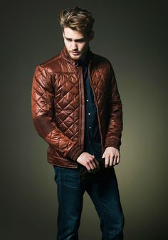 Landscapes, Leather, suit and more — mens-outfits: mensfashionworld: RESET F/W...
