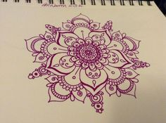 mandala tattoo - Google Search by AislingH
