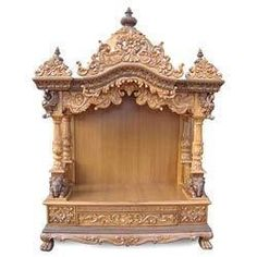 Manufacturer Of Wooden Temples   Wooden Home Temple, Designer Wooden  Temple, Decorative Wooden Temple And Wooden Temple Offered By Kirti  Furniture Works, ...