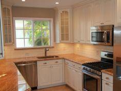 Small White U Shaped Kitchens Ideas                                                                                                                                                                                 More