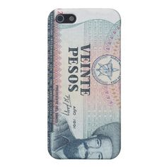 Cowboy Currency of Cuba Cover For iPhone 5