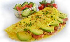 Banting omelette