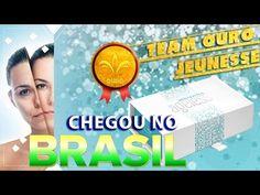 Jeunesse chegou no Brasil - Team Ouro