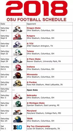 2018 Printable Duke Blue Devils Football Schedule