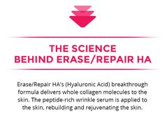 Erase/Repair HA Anti-Aging Cream
