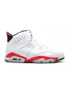 9676d18cd66a59 Air Jordan 6 Retro Infrared Pack White Infrared Black 384664 103