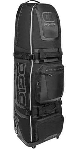 Black Ogio Men's Mammoth Travel Golf Bag #LorisGolfShoppe