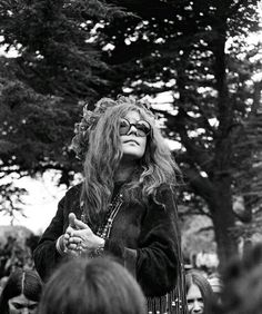 Janis Joplin, rock goddess & hippie queen
