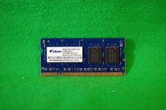 Notebook RAM DDR2 Elixir M2N51264TUH8A0F-37B 512MB DIMM PC4200 533MHz 200p