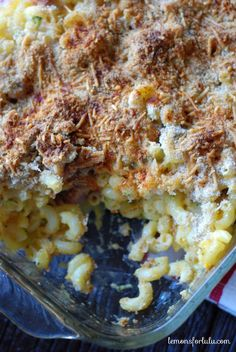 Quick and Easy Ham and Broccoli Mac and Cheese Recipe