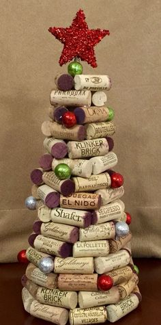 Diy craft ideas gift wine cork ideasDiy craft ideas gift wine cork Christmas Wine Cork Crafts You need to DIY as soon as possibleChristmas Wine Cork Crafts: 11 Christmas DIYs That Will Wine Craft, Wine Cork Crafts, Wine Bottle Crafts, Crafts With Corks, Projects With Wine Corks, Wine Bottle Corks, Bottle Candles, Wine Cork Ornaments, Wine Cork Wreath