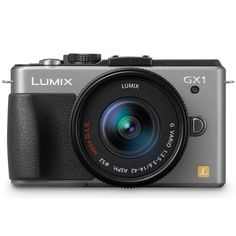 Panasonic Lumix DMC-GX1KS 16...   $799.99