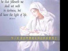 世界的光  Mandarin (?) worship playlist