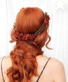 Hair Wreath