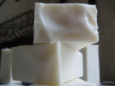Make Your Own Olive Oil Soap