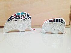 70.000 el juego (no incluye el envío)  #glass #vidrio #elefante #elephant #vedro #mosaic #mosaico #mirror #espejo #arte #craft #art #artesanía #colombia #home #homedecor #decoracion #decoration #interior #interiordesign #casa #artisanlove #cali #compralocal by dianagiraldodiseno
