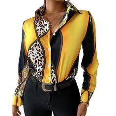 #sensualambition #ambiciónsensual #boutiqueshoppingonline #sexywear #alabama #tennessee #Kentucky #Ohio #Michigan #Indiana #Wisconsin #Illinois #Minnesota #Iowa #Missouri #Arkansas #missippi #Louisiana #texas #Oklahoma #Kansas #FreeShipping #plussizebeauty #plussizeinfluencer #plussizeboutique #plussizeclothing #plussizestyle #curvyconfidence #curvyfashionista Trend Fashion, Business Shirts, Yellow Blouse, Basic Tops, Plus Size Blouses, Sleeve Styles, Shirt Blouses, Blouses For Women, Casual Shirts