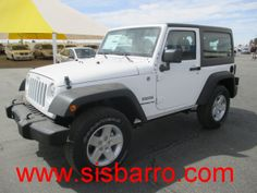 2014 #Jeep #Wrangler Sport for sale in #Deming, #NM