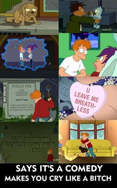 Super Whisper Collection: Futurama people get it.