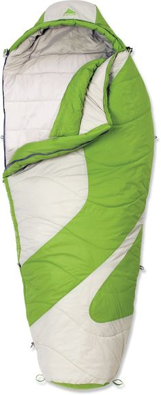 Kelty Light Year XP +20 Women's Sleeping Bag - Regular - 2012